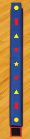 Everlast Climbing WK.BB.Shapes WeeKidz Shapes Balance Beam