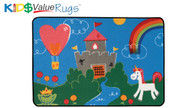Carpets for Kids 36.73 Fantasy Fun Rug  3 x 4