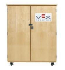 Diversified VXP-5024M Robotic Storage Cabinet