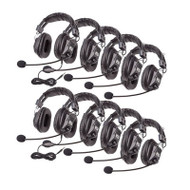 Califone 3068MT-10L Wired Stereo Headsets 10 Pack