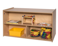 Steffy Wood SWP7228 Double Sided Storage