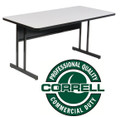 Correll WS2472 High Pressure Top Computer Table 24 inch by 72 inch