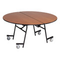 "MRD48-Mobile Cafeteria Table - Round (48"" Diameter)"