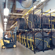 Midwest Upperzone Multi-Level Rack System