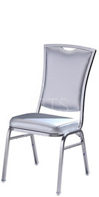 MTS Seating 582 Omega II Banquet Stacking Chair Square Back 18 Inch Seat Height