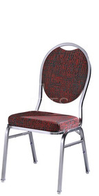 MTS Seating 569 Omega I Banquet Stacking Chair Round Back 18 Inch Seat Height