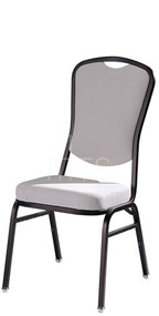 MTS Seating 584 Omega I Banquet Stacking Chair Square Back 18 Inch Seat Height