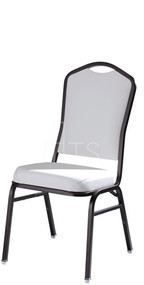 MTS Seating 594 Omega I Banquet Stacking Chair Square Back 18 Inch Seat Height