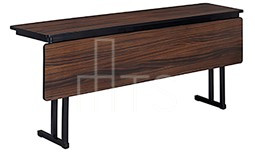 MTS Seating 415-2472-MOD Continuity Meeting Room Leg Folding Table With Modesty Panel 24 x 72