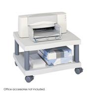 Safco 1861GR Wave Under Desk Printer Stand 17 x 20
