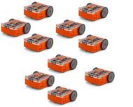 Hamilton Buhl EDIBOT-10 STEAM Education Edison Robot Kit Set of 10