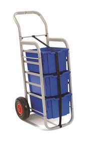 Gratnells RSETO144 Rover All Terrain Cart with 3 Extra Deep Trays