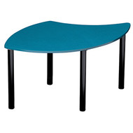 """Russwood PT-FLO-250C Palette Flora Table 25"""" Fixed Height"""