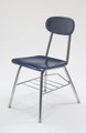 "CDF1417 Bookrack Chair 17.5"" Seat Height"