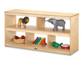 Jonti-Craft 3198JC Birch Open Toddler Shelf