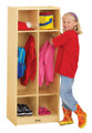 Jonti-Craft 2682JC Double Locker Unit