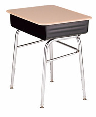 Scholar Craft CDF2029 Open Front Student Desk Fixed Height
