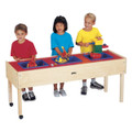 Jonti-Craft 0885JC Sensory Sand and Water Table with Three Tubs