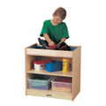 Jonti-Craft 0813JC Birch Doll Changing Table