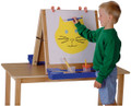Jonti-Craft 0652JC Birch Tabletop Easel