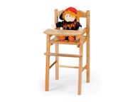 Jonti-Craft 0503JC Birch Traditional Doll High Chair