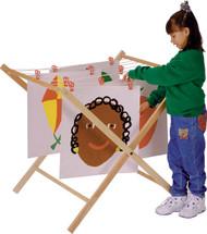 Jonti-Craft 0226JC Paint Drying Rack