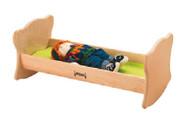 Jonti-Craft 0214JC Birch Doll Cradle