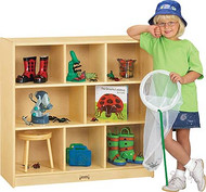 Jonti Craft 0269JC Mobile Single Storage Unit