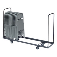 C1996 Chair Truck for Folding Chairs 19 W x 96 L