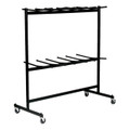 Correll C84 Double Tier Dolly for Folding Chairs