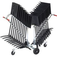 National Public Seating DYMS20 Music Stand Dolly