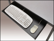 Smith Carrel 01527 Keyboard with Mouse Tray