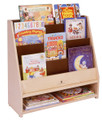 Toddler Book Display Steffy Wood SWP1118
