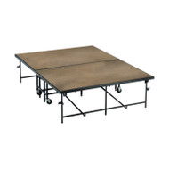 Mobile Stage Single Height Hardboard Deck MS16H