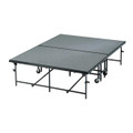Mobile Stage Single Height Carpet Deck MSW08C