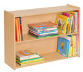 Narrow 2 Shelf Storage Steffy Wood SWP7147