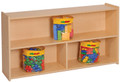 27 inch High Two Shelf Storage Steffy Wood SWP7149