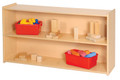 27 inch Hight Two Shelf Storage Steffy Wood SWP7173