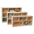 Single Storage Cabinet Wood Designs WD12400