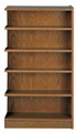 72 inch Single Face Shelving Adder LS72SA Ironwood Manufacturing