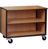 Open Low Storage 1001-O Ironwood Manufacturing
