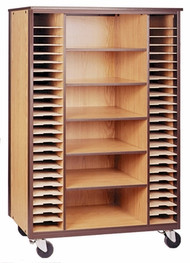 Mobile 4000 Series Music Storage Mobile 4061-O Ironwood Manufacturing