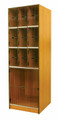 Music Storage Grill Door Storage 514-3-G Ironwood Manufacturing