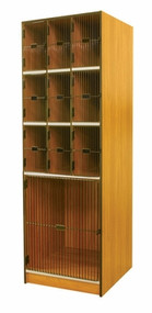 Ironwood Manufacturing 514-3-G Grill Door Music Storage