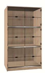 Ironwood Manufacturing 302-12-G Grill Door Music Storage