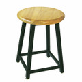 "Ironwood ST13-98A Stool 18.5"" to 29.5"" Adjustable Height"