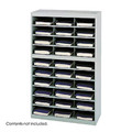 Safco 9274 EZ Stor Steel Project Organizer 30 Compartments