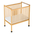 Safetycraft Clearview Fixed Side Crib by Foundations 1632040