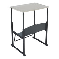AlphaBetter Desk Stand Up Student Desk 1201BE