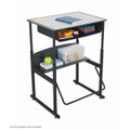 AlphaBetter Desk Stand Up Student Desk 1204GR